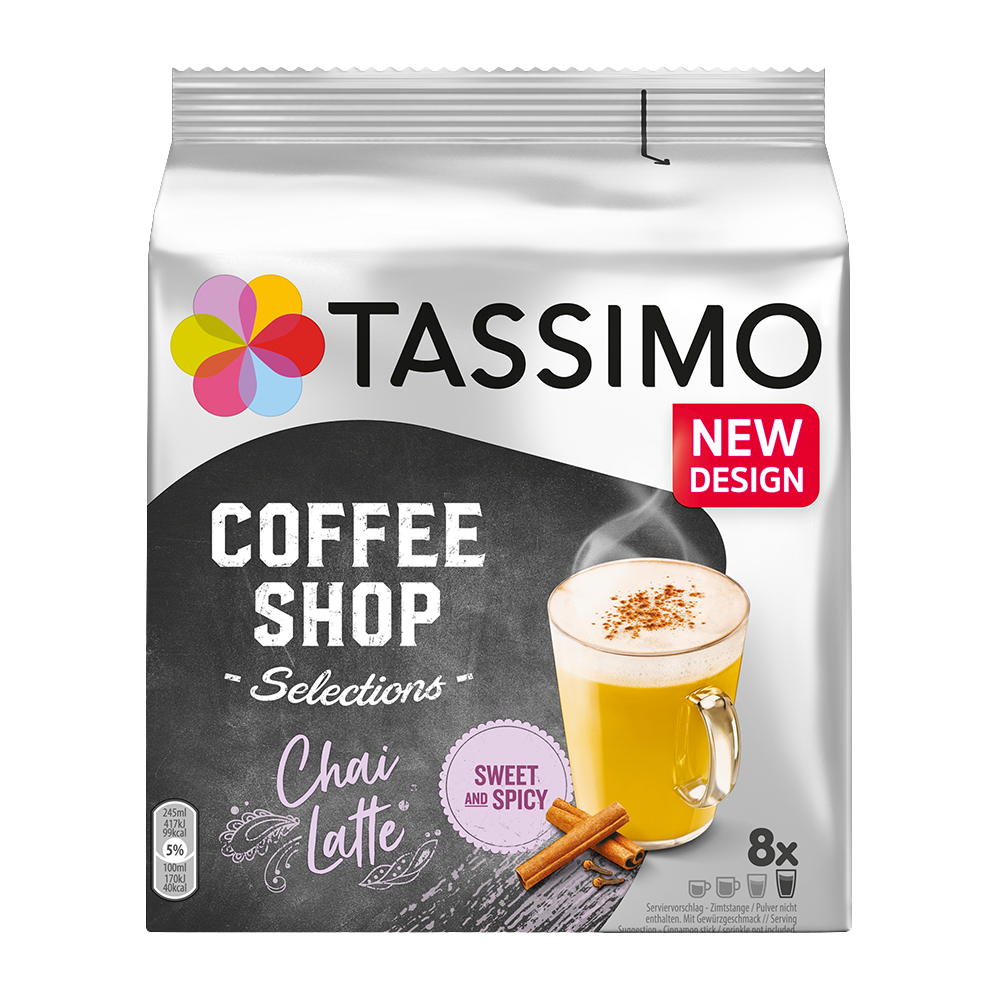 Tassimo - Chai Latte