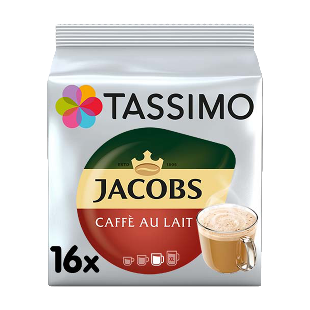 Tassimo - Jacobs Café au Lait