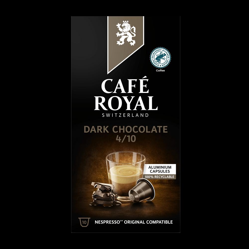 Café Royal - nespresso compatible - Dark Chocolate