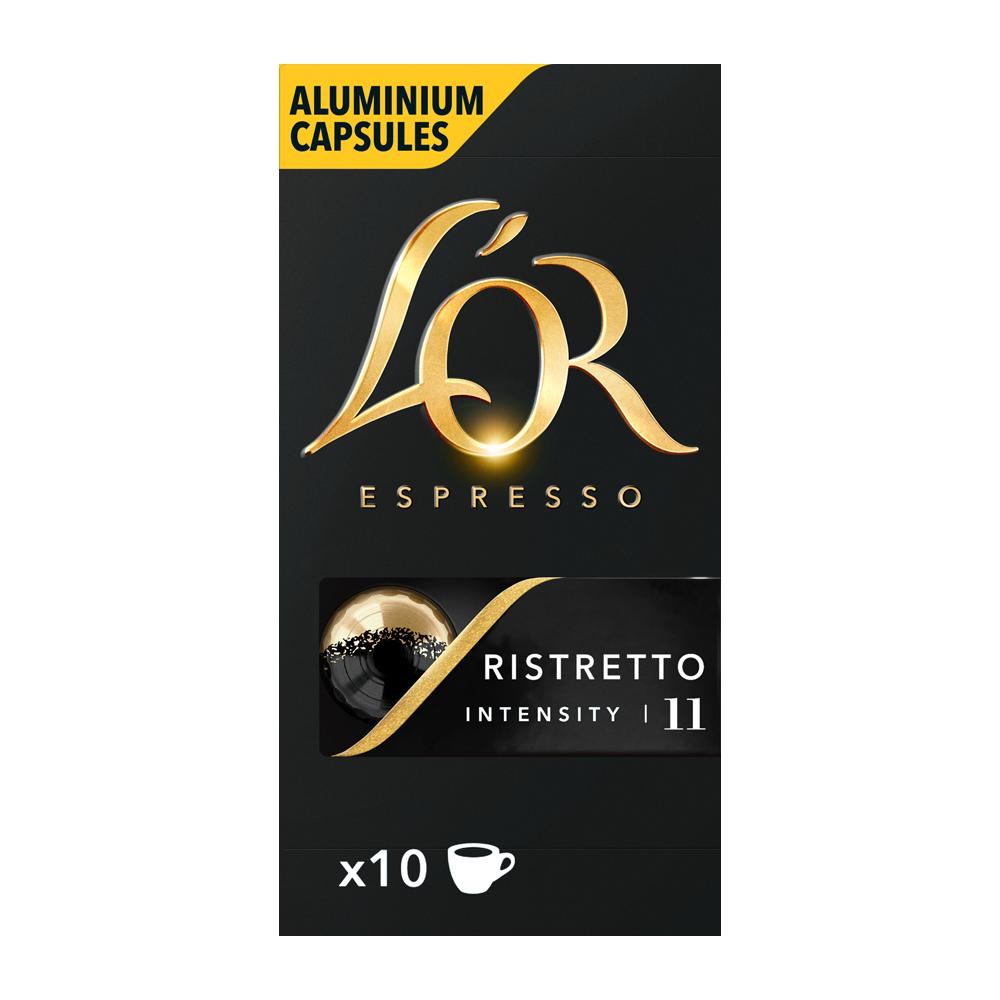 L'OR Espresso - koffiecups nespresso compatible - Ristretto