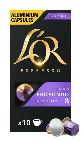 L'OR Espresso - nespresso - Lungo Profondo