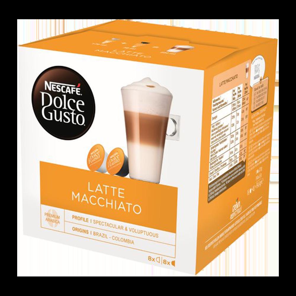 Dolce Gusto - Latte Macchiato