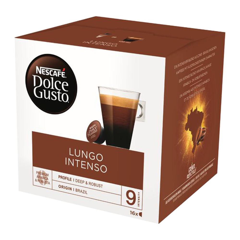 Dolce Gusto - Lungo Intenso