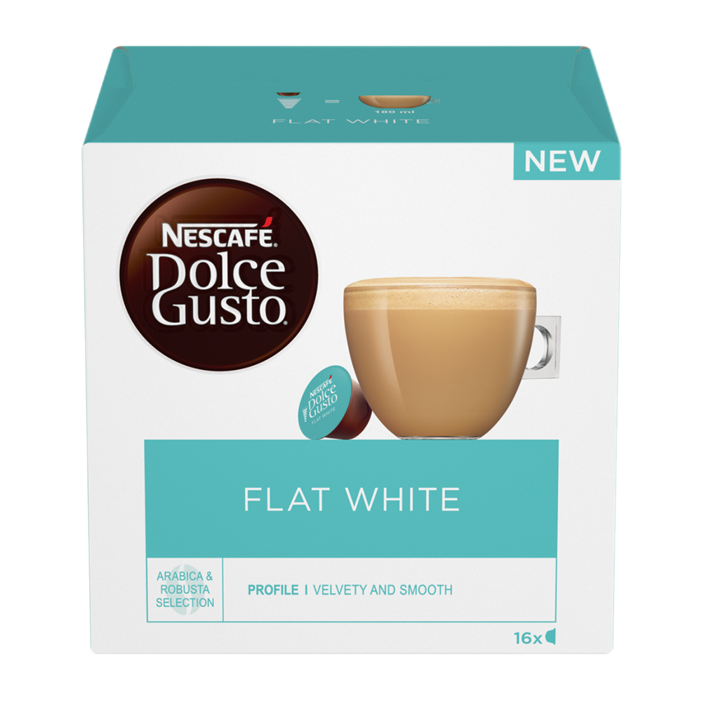 Dolce Gusto - Flat White