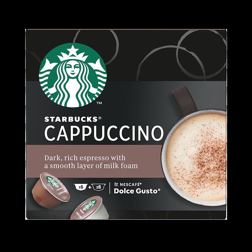 Starbucks - Dolce Gusto - Cappuccino