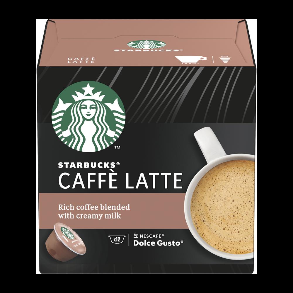 Starbucks - Dolce Gusto - Caffè latte