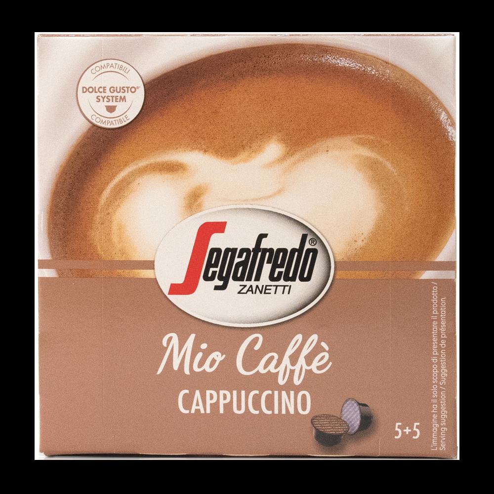 Segafredo - dolce gusto - Mio Caffe Cappuccino