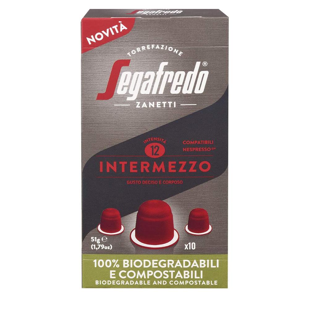 Segafredo - Nespresso compatible - Intermezzo