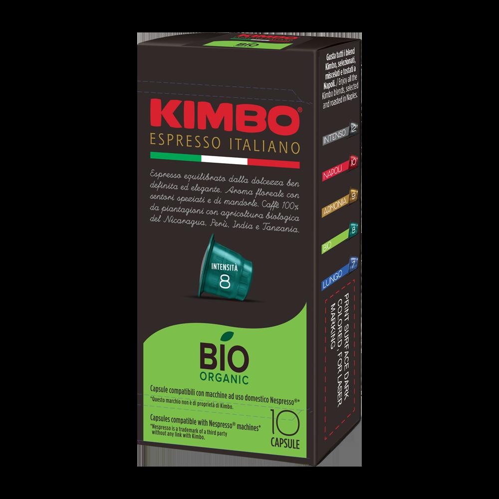 Nespresso KIMBO