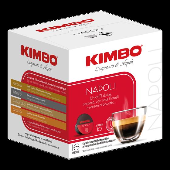 Kimbo - dolce gusto - Napoli