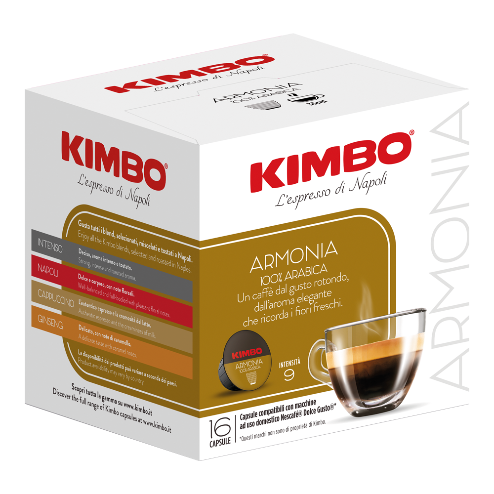 Koffiebonen KIMBO