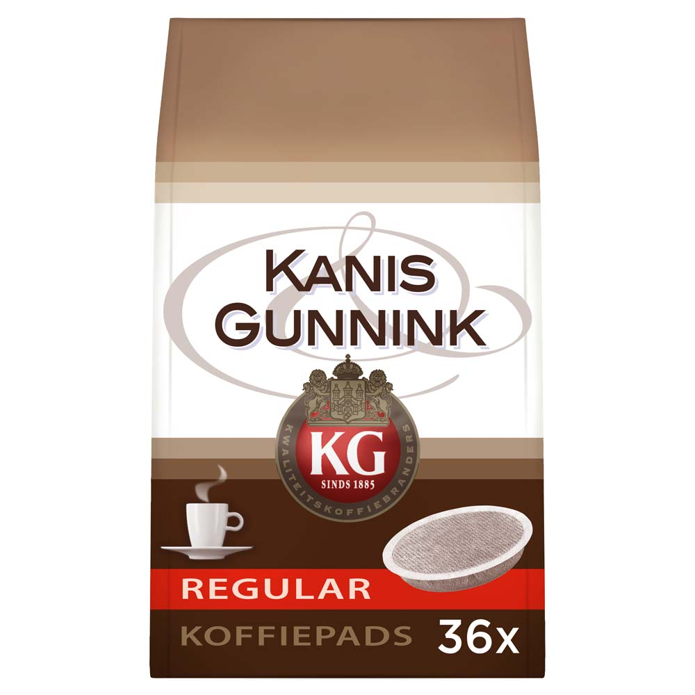 Kanis & Gunnink - senseo - Regular
