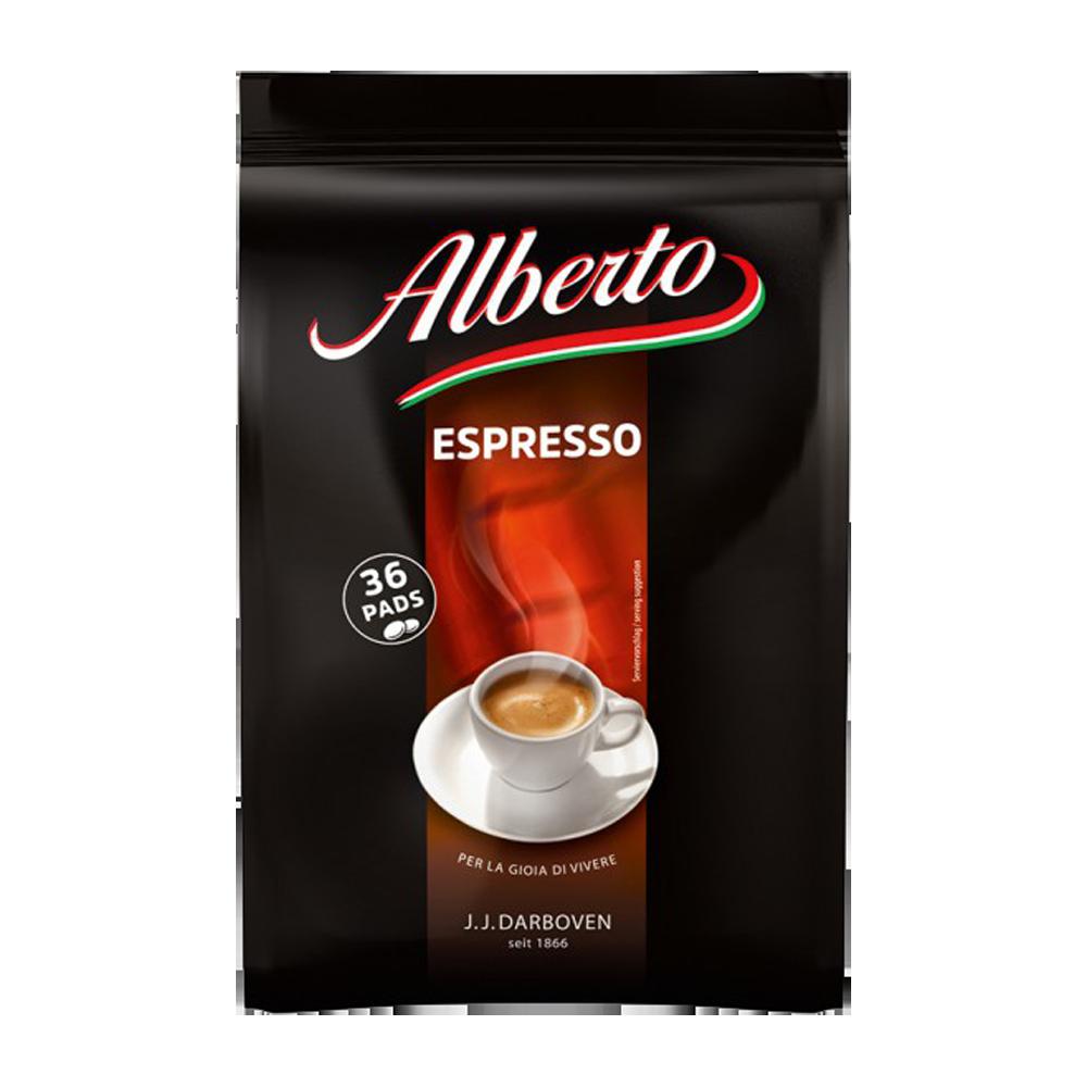 Alberto - senseo - Espresso