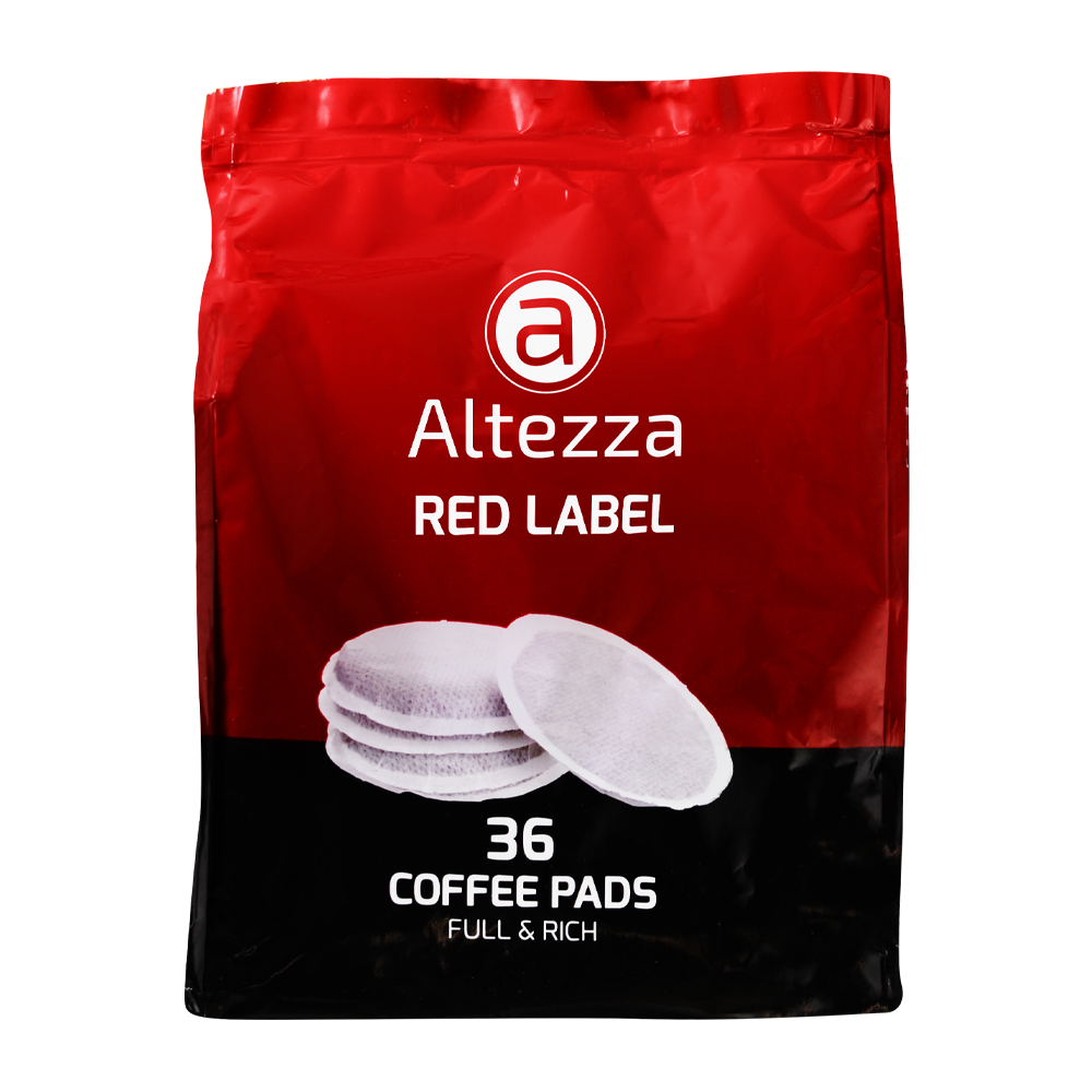 Altezza - senseo compatible koffiepads - Red Label
