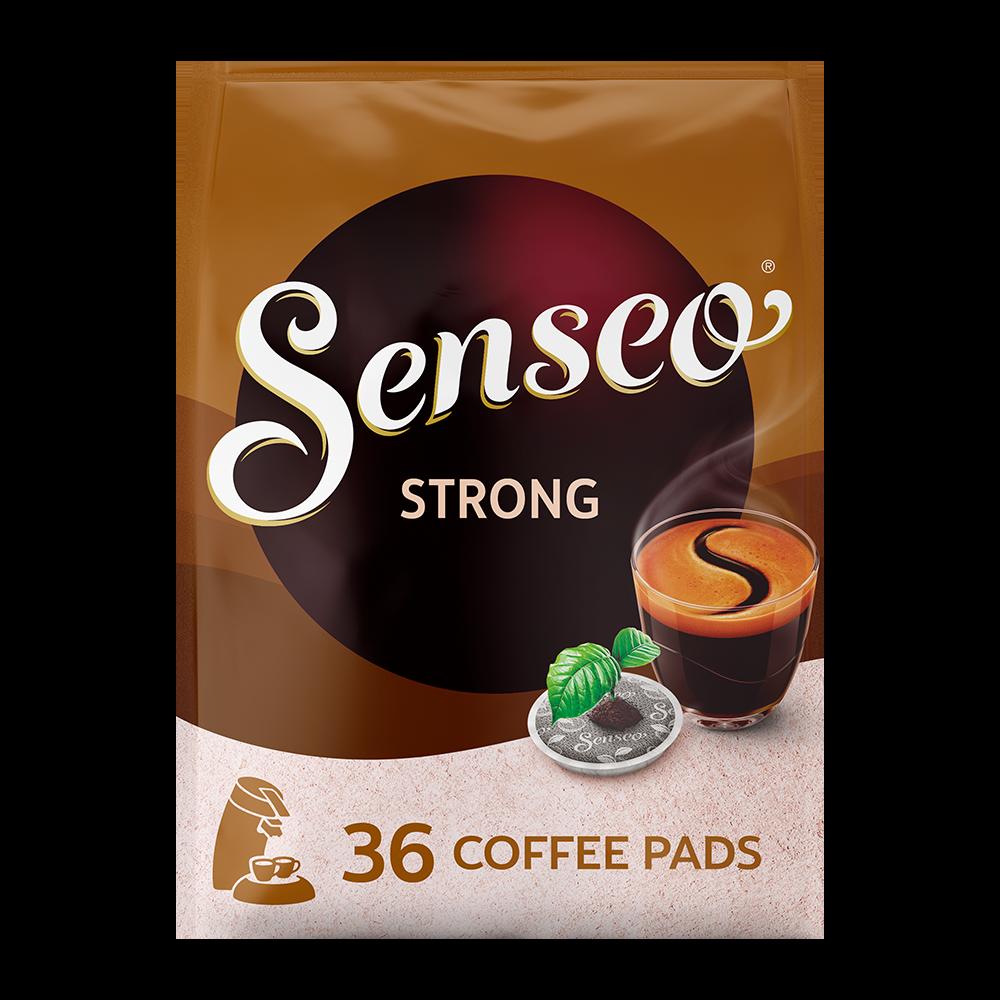 SENSEO® - Strong koffiepads