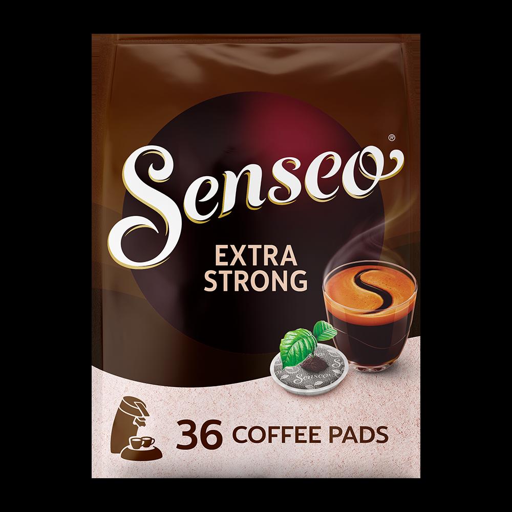 SENSEO® - Extra Strong koffiepads