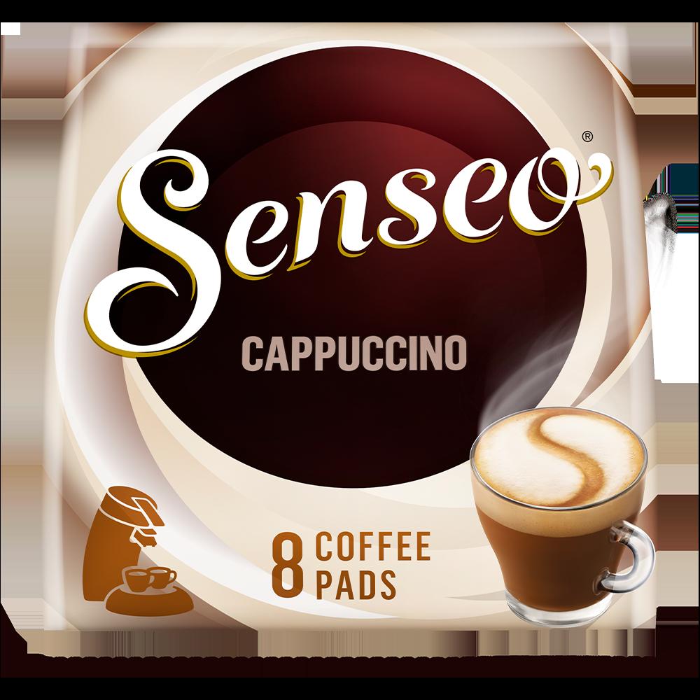 SENSEO® - Cappuccino koffiepads