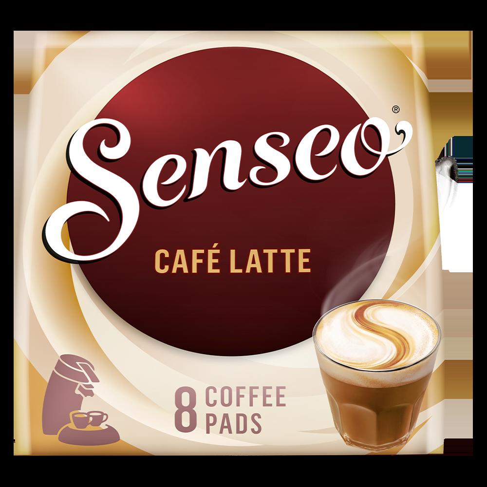 SENSEO® - Café Latte koffiepads
