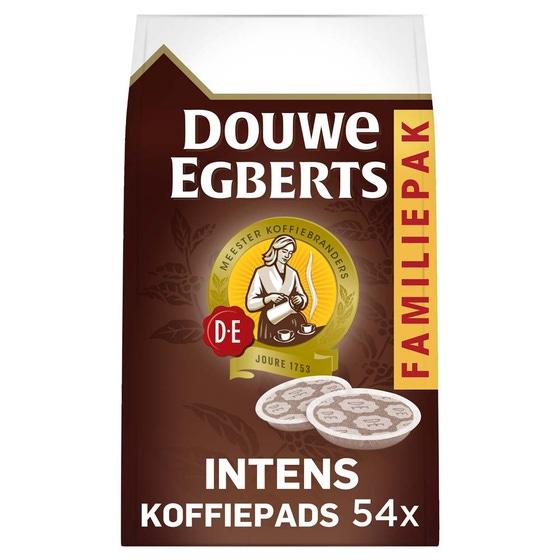 Douwe Egberts - senseo compatible koffiepads - Intens