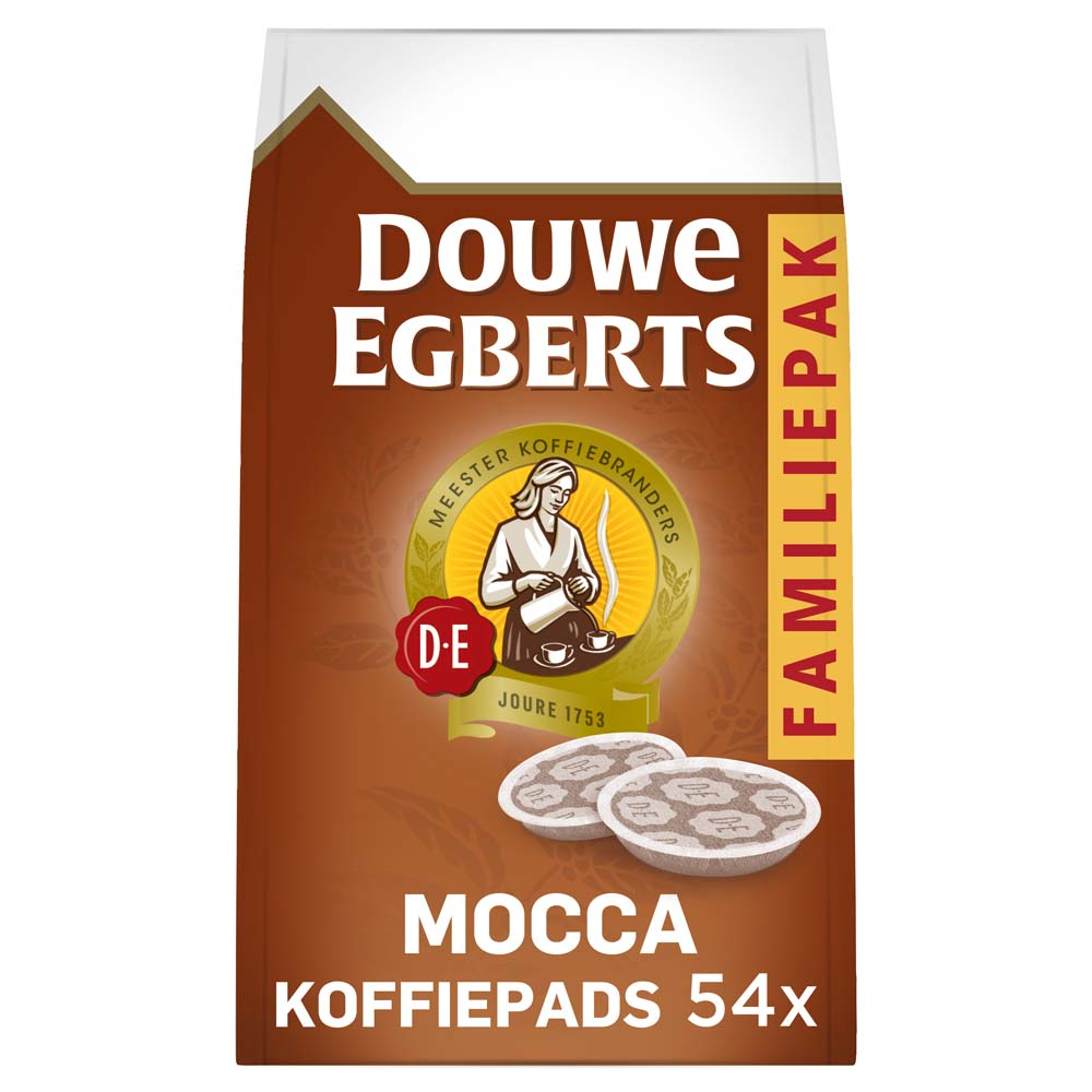 Douwe Egberts - senseo compatible koffiepads - Mocca