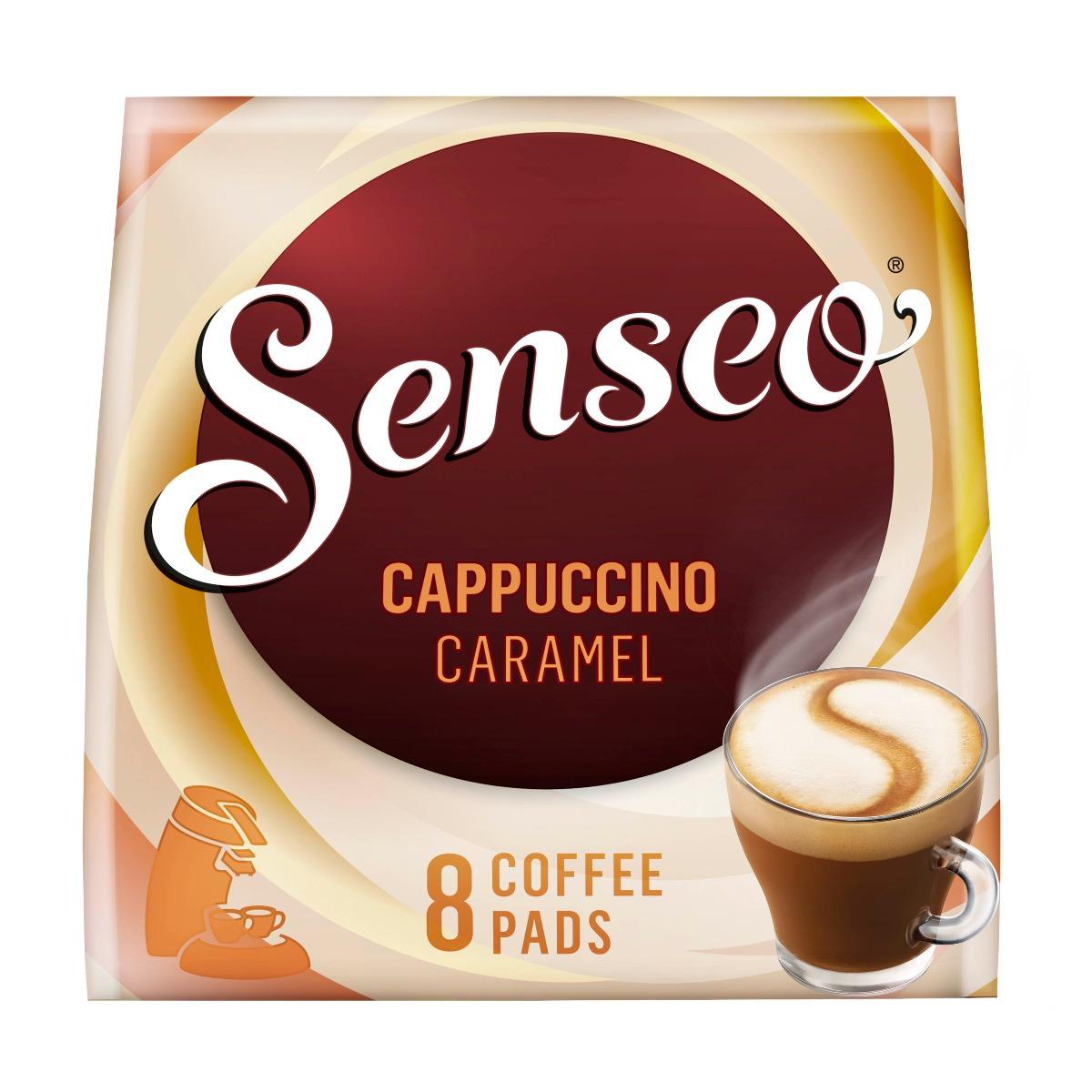 SENSEO® - Cappuccino Caramel koffiepads