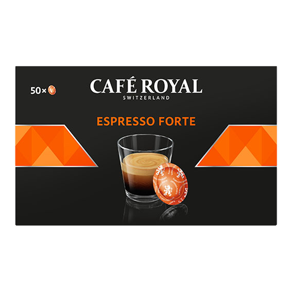Café Royal - Office Pads NESPRESSO® - Espresso Forte