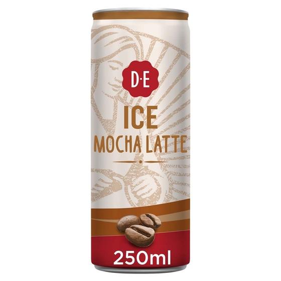Douwe Egberts - Ready to drink IJskoffie - Ice Mocha Latte