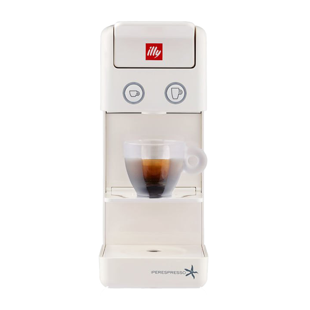 Koffiemachines illy