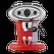 illy X7.1 Iperespresso espressomachine rood