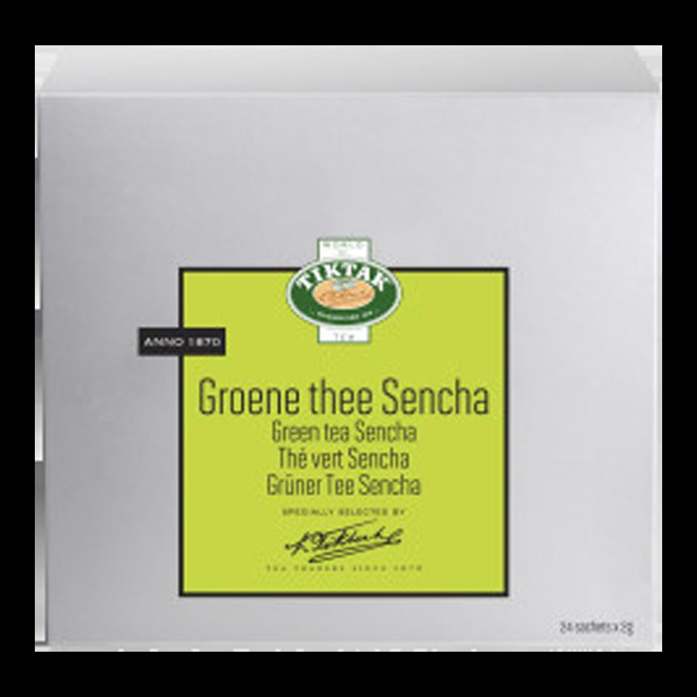 Tiktak - Groene thee Sencha