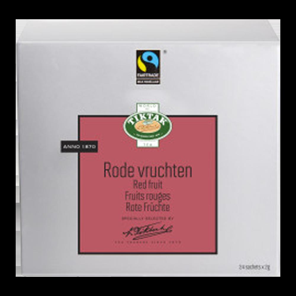 Tiktak - Rode Vruchten thee