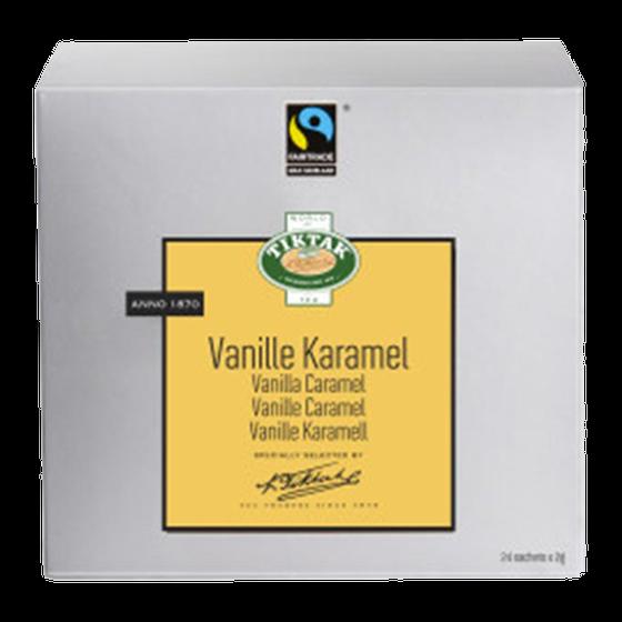 Tiktak - Vanille Karamel thee