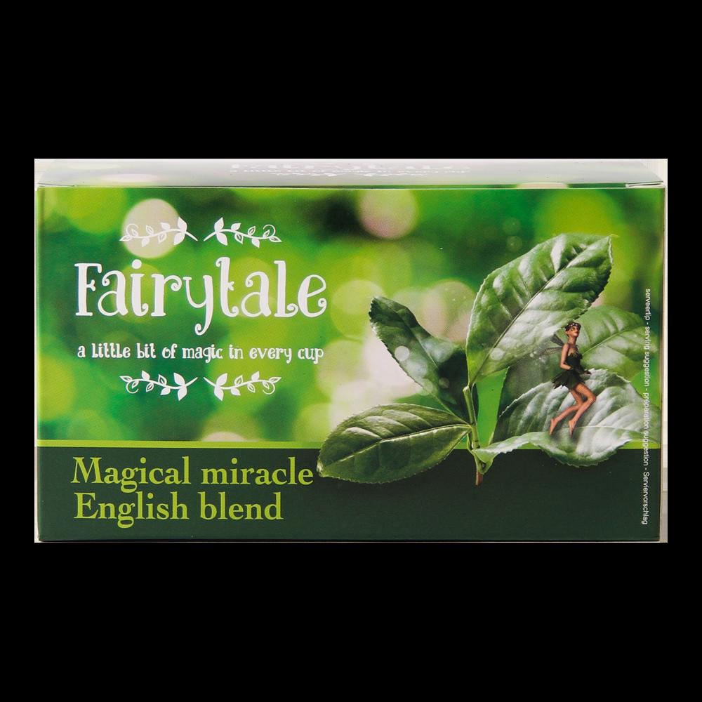 Fairytale - Magical Miracle English blend tea