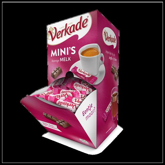 Verkade - Chocolade Mini's Melk