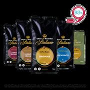 Koffiebonen proefpakket - Gran Maestro Italiano - Lungo