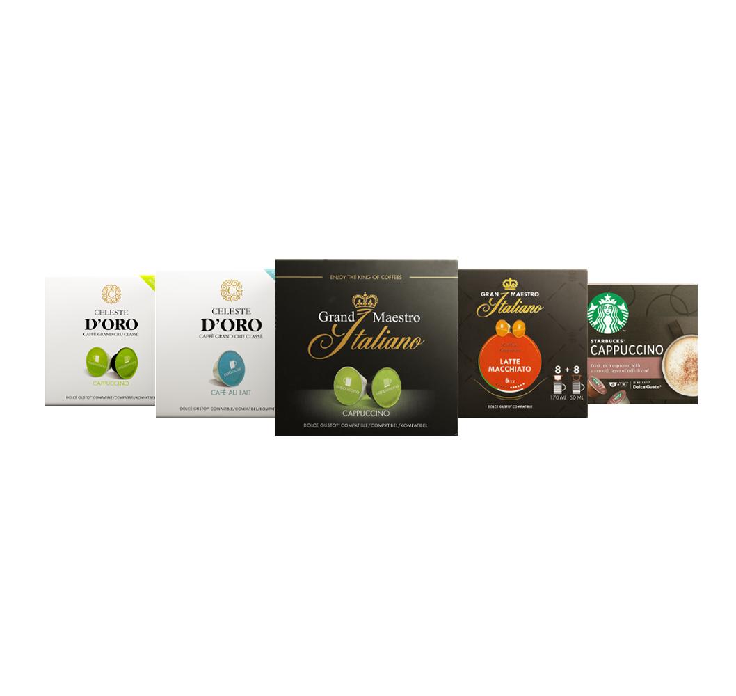 Proefpakket - Dolce Gusto compatible