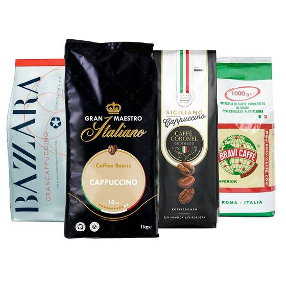 Proefpakket Cappuccino