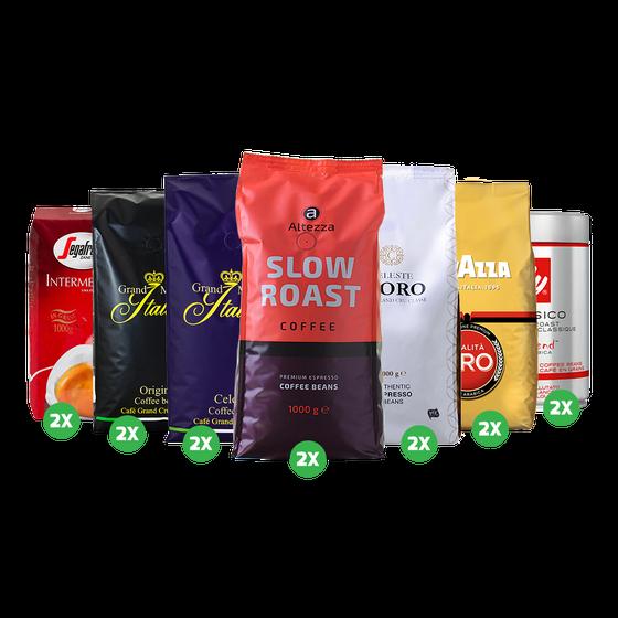 Koffiebonen proefpakket - Ondernemerspakket