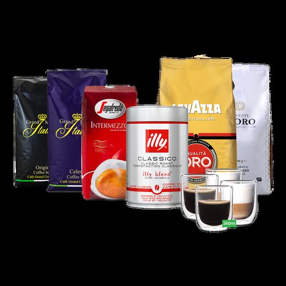 Actiepakket - koffiebonen