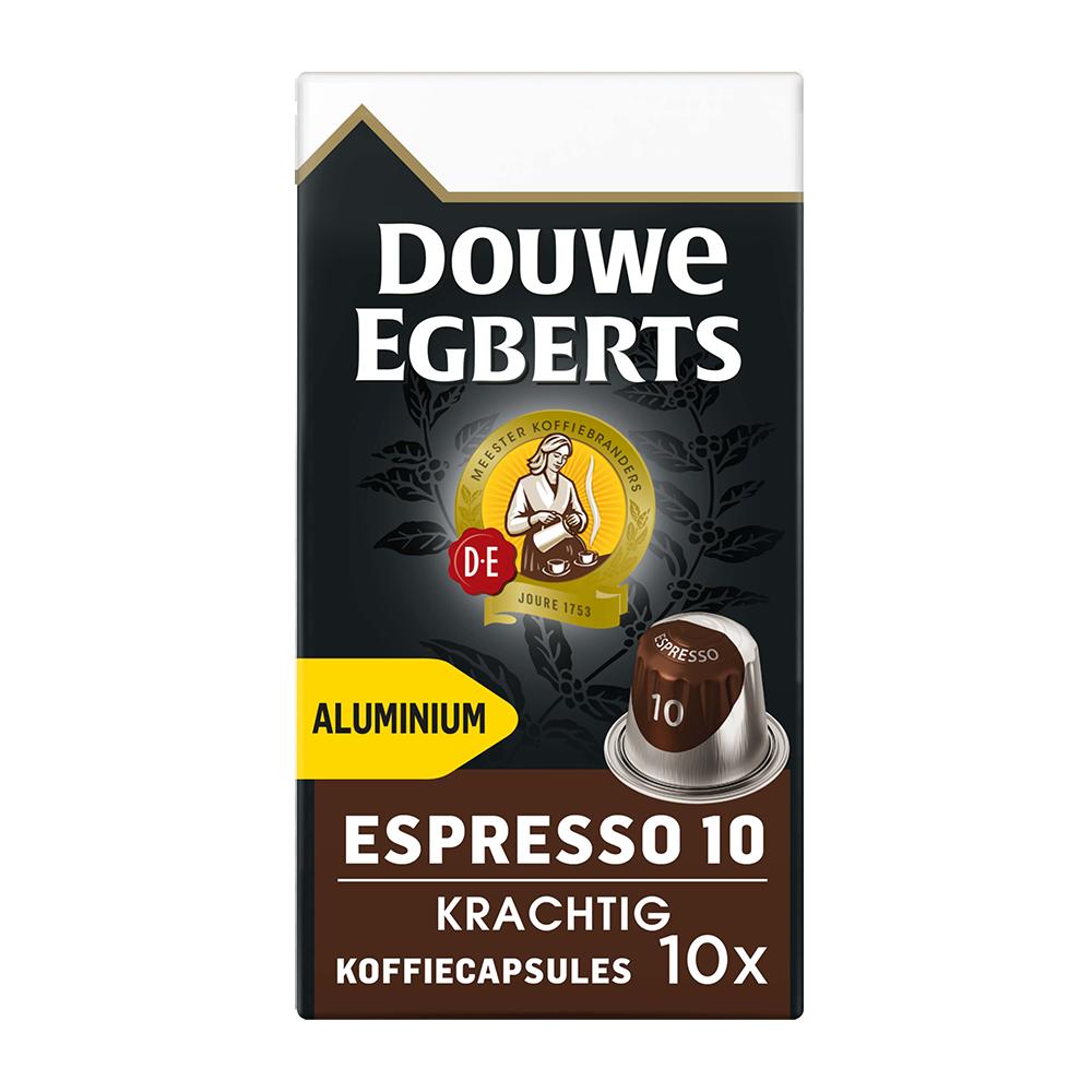 Douwe Egberts - nespresso - Espresso Krachtig