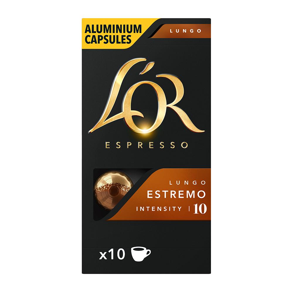 L'OR Espresso - koffiecups nespresso compatible - Lungo Estremo