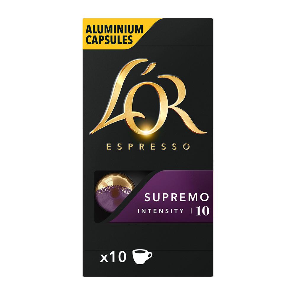 L'OR Espresso - koffiecups nespresso compatible - Supremo