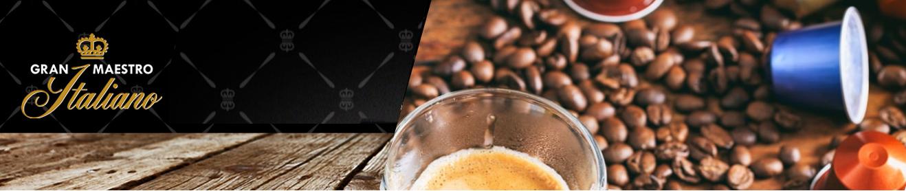 Vergelijk uw favoriete nespresso smaak met de nieuwe Gran Maestro Italiano Capsules