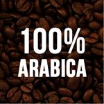 100% Arabica koffie
