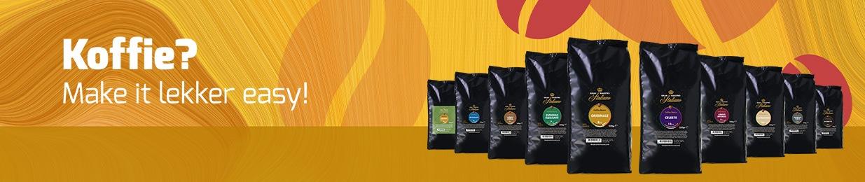 Premium koffiebonen abonnement