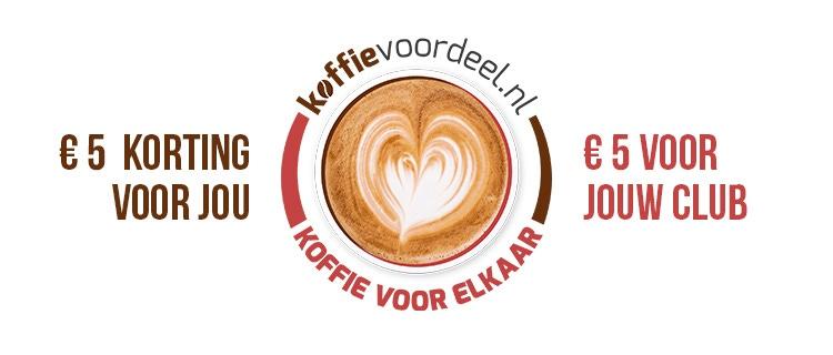 Koffie voor elkaar actie