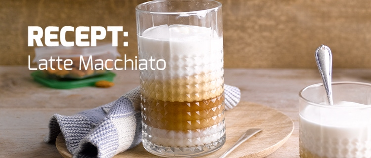 Recept: Latte Macchiato