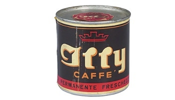 1957 Het koffieblik