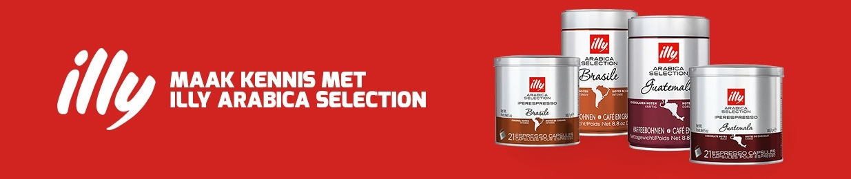 illy Arabica Selection